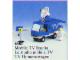 Set No: 6661  Name: TV Van (Mobile TV Studio)