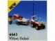 Set No: 6663  Name: Wave Rebel