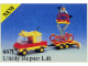 Set No: 6671  Name: Utility Repair Lift