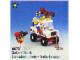 Set No: 6672  Name: Safari Off-Road Vehicle (Safari Off Road Vehicle/Safari Truck)