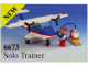 Set No: 6673  Name: Solo Trainer