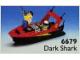 Set No: 6679  Name: Dark Shark