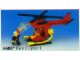 Set No: 6685  Name: Fire Copter 1