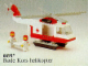 Set No: 6691  Name: Red Cross Helicopter