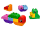 Set No: 6758  Name: Read & Build Grow Caterpillar Grow