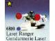 Set No: 6810  Name: Laser Ranger