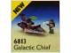 Set No: 6813  Name: Galactic Chief