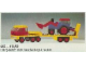 Set No: 682  Name: Low-Loader and Tractor