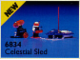 Set No: 6834  Name: Celestial Sled