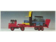 Set No: 684  Name: Low-Loader with Fork Lift Truck
