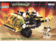 Set No: 6861  Name: Blacktron Super Vehicle (Super Model instructions)