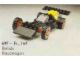 Set No: 695  Name: Racing Car