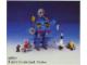 Set No: 6951  Name: Robot Command Center