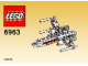 Set No: 6963  Name: X-wing Fighter - Mini (Kabaya Box)