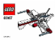 Set No: 6967  Name: ARC-170 Starfighter - Mini polybag