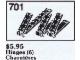 Set No: 701  Name: Hinges