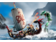 Set No: 7018  Name: Viking Ship challenges the Midgard Serpent