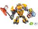 Set No: 70365  Name: Battle Suit Axl