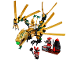 Set No: 70503  Name: The Golden Dragon