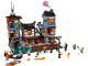 Set No: 70657  Name: Ninjago City Docks