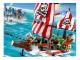 Set No: 7075  Name: Captain Redbeard's Pirate Ship