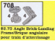 Set No: 708  Name: Angle Brick / Landing Frame