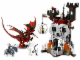 Set No: 7093  Name: Skeleton Tower