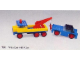 Set No: 710  Name: Wrecker with Car