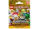 Set No: 71001  Name: Minifigure, Series 10 (Complete Random Set of 1 Minifigure)