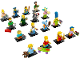 Set No: 71005  Name: Minifigure, The Simpsons, Series 1 (Complete Series of 16 Complete Minifigure Sets)