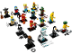 Set No: 71013  Name: Minifigure, Series 16 (Complete Series of 16 Complete Minifigure Sets)