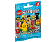 Set No: 71018  Name: Minifigure Series 17 Complete Random Set of 1 Minifigure