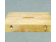 Set No: 711  Name: Wooden Storage Box Large, Empty