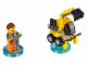 Set No: 71212  Name: Fun Pack - The LEGO Movie Emmet and Emmet's Excavator
