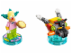 Set No: 71227  Name: Fun Pack - The Simpsons Krusty and Clown Bike