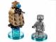 Set No: 71238  Name: Fun Pack - Doctor Who Cyberman and Dalek