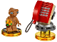 Set No: 71258  Name: Fun Pack - E.T. the Extra-Terrestrial E.T. and Phone Home