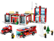 Set No: 7208  Name: Fire Station