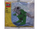 Set No: 7219  Name: Dinosaur polybag