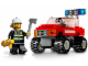Set No: 7241  Name: Fire Car