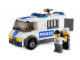Set No: 7245  Name: Prisoner Transport - Blue Sticker Version