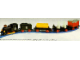 Set No: 725  Name: 12V Freight Train and Track