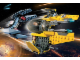 Set No: 7256  Name: Jedi Starfighter & Vulture Droid