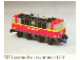 Set No: 727  Name: 12V Locomotive