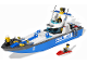 Set No: 7287  Name: Police Boat