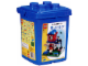 Set No: 7335  Name: Foundation Set - Blue Bucket