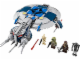Set No: 75042  Name: Droid Gunship