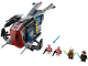 Set No: 75046  Name: Coruscant Police Gunship