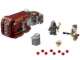 Set No: 75099  Name: Rey's Speeder