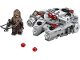 Set No: 75193  Name: Millennium Falcon Microfighter